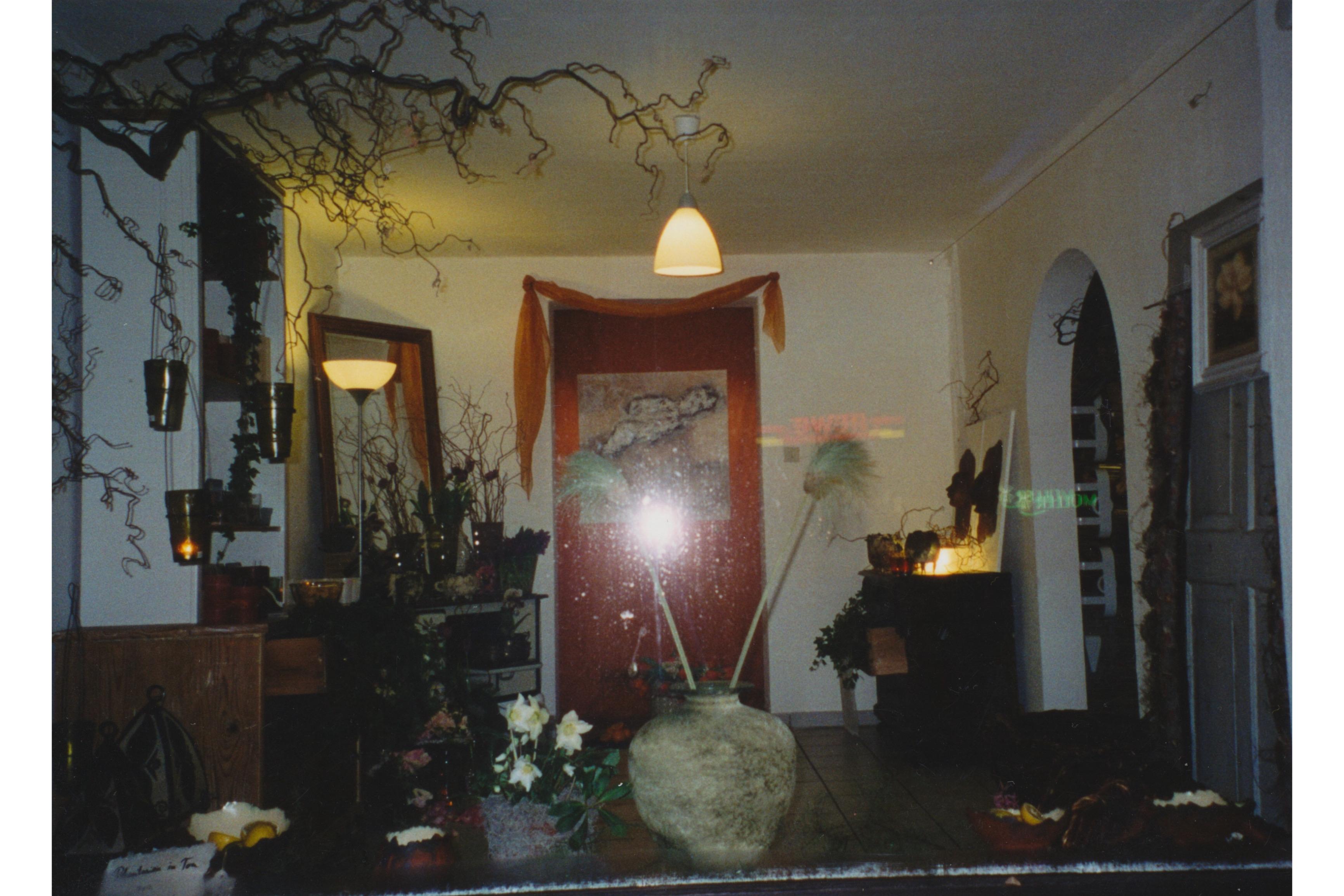 17_Noerdliche Fenstersicht des Oestlichen Raumes