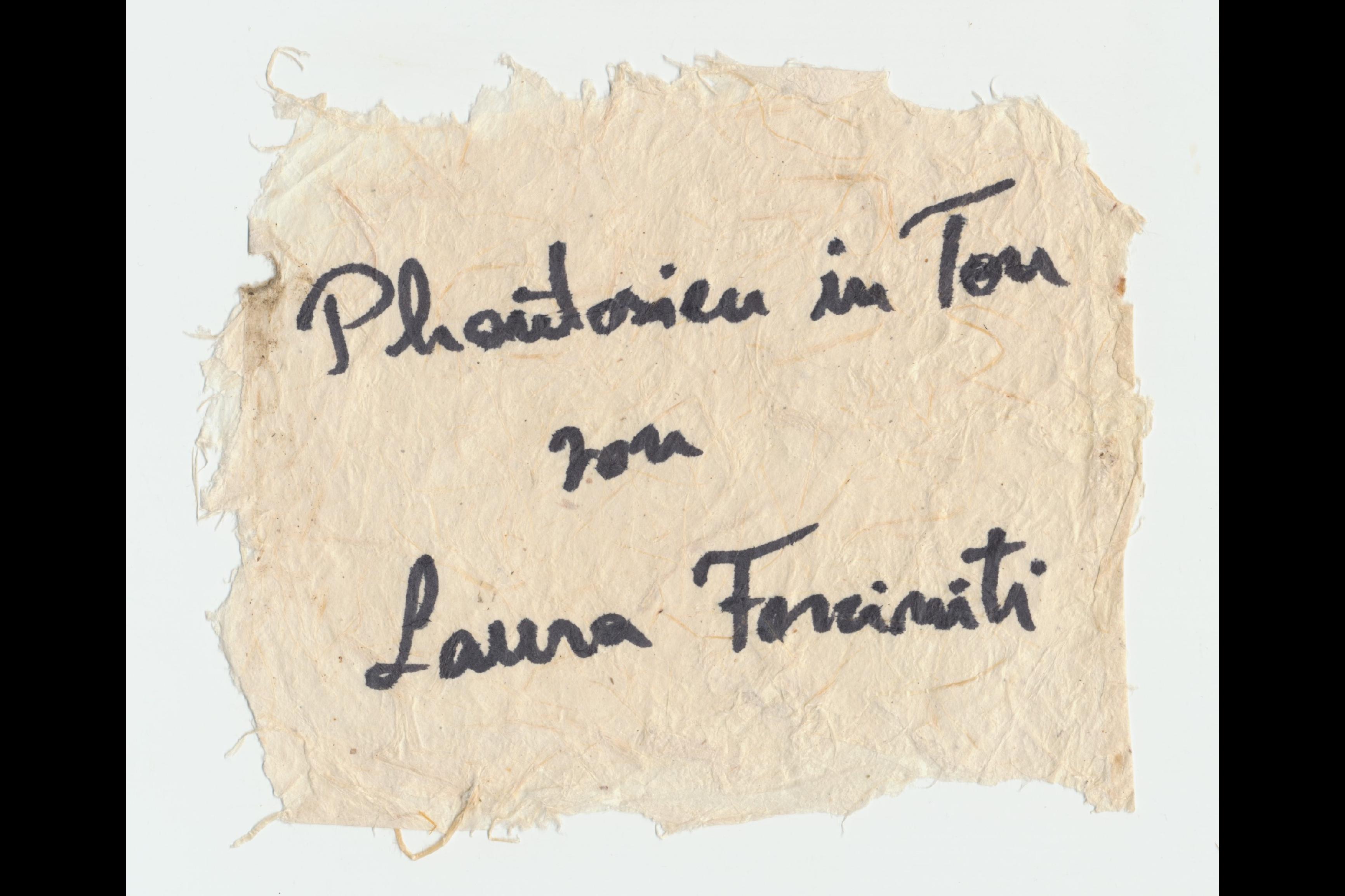 1_Ausstellung Phantasien in Ton von Laura Forciniti